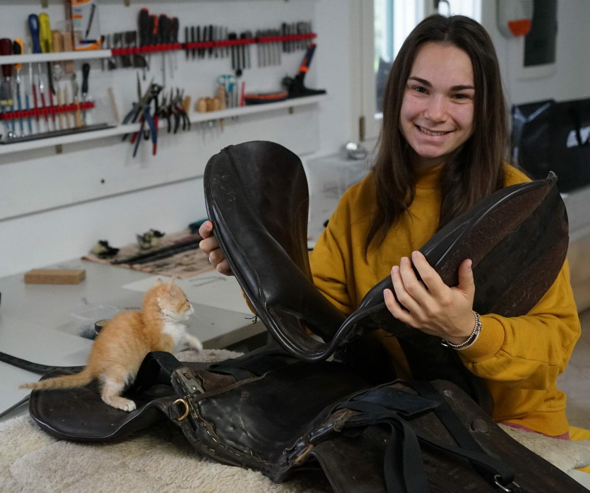 Ilaria saddle service - about ilaria