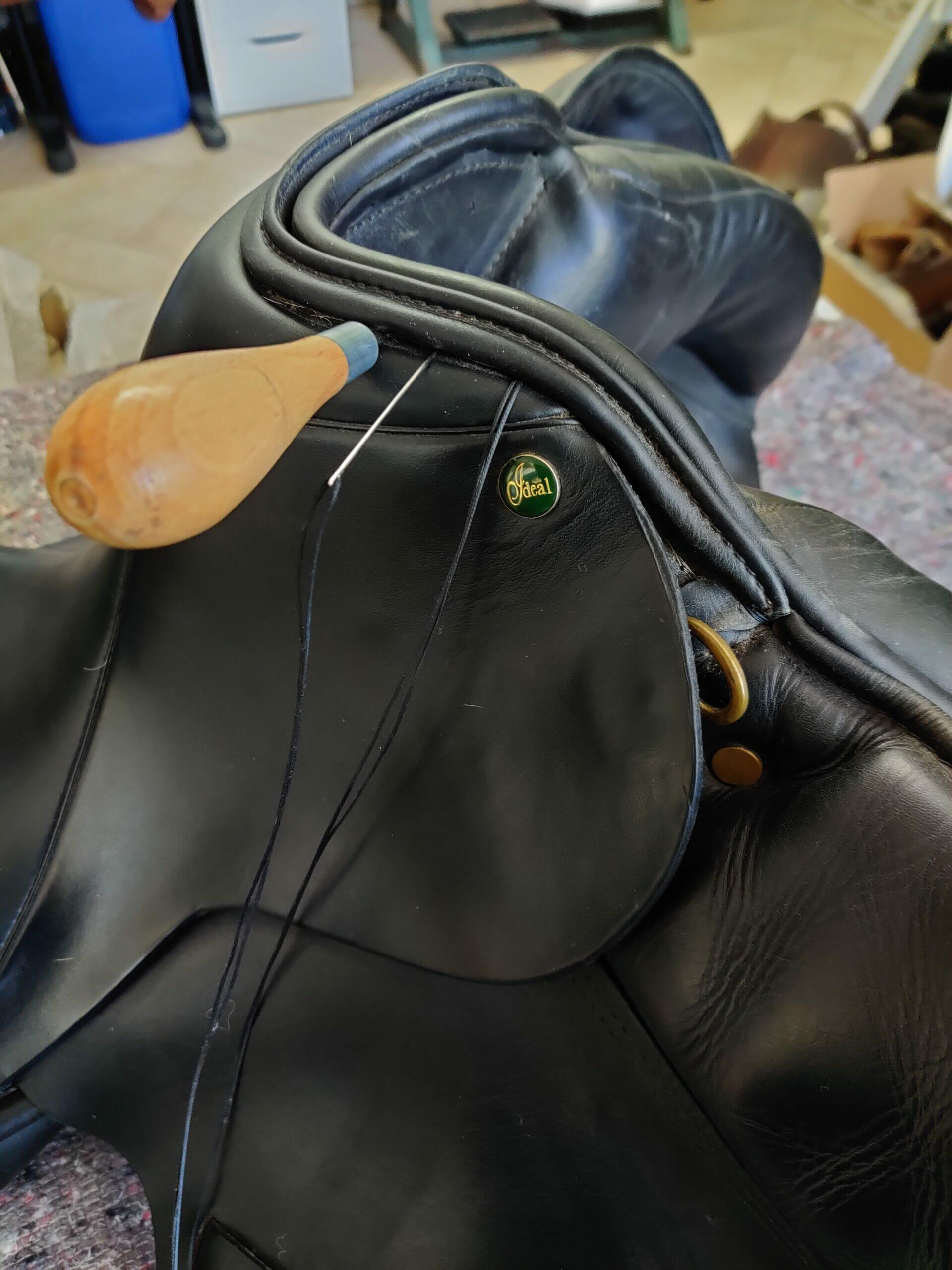 Ilaria saddle service - riparazione selle